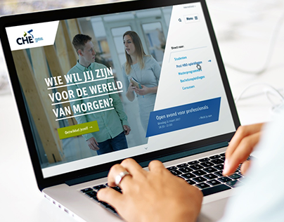 CHE.nl - Redesign website