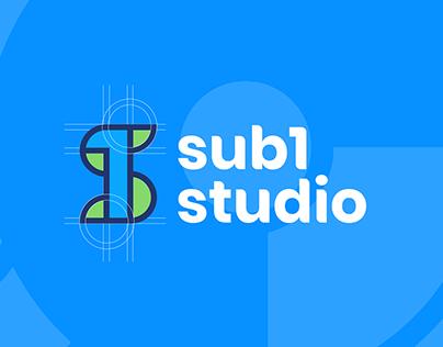 Sub1 Studio - Branding