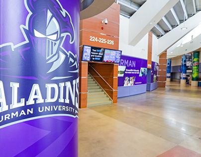 Furman University - Bon Secours Partnership