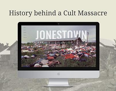 Jonestown Web Design