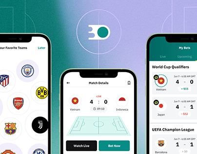 Bet On Mobile App