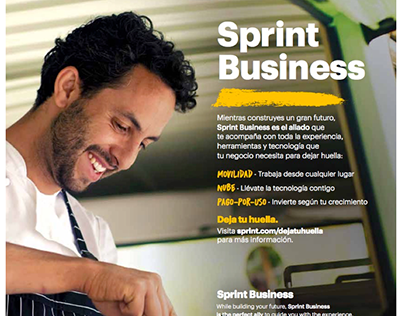 Sprint Business Campaign