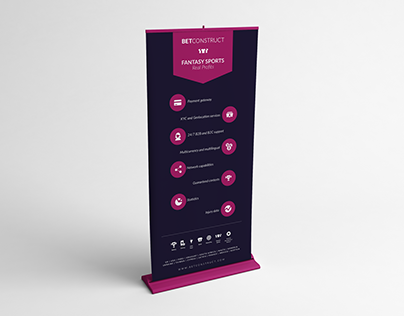 BetConstruct Fantasy Sports Rollup Banner