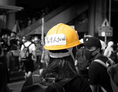 2019 Hong Kong protests - Water revolution