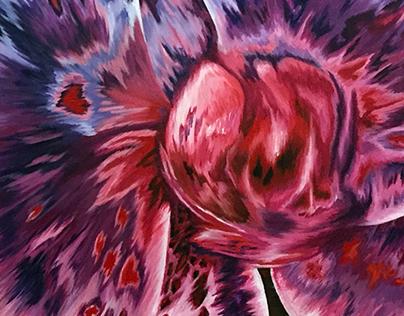 Painting Series | Effloresence |
