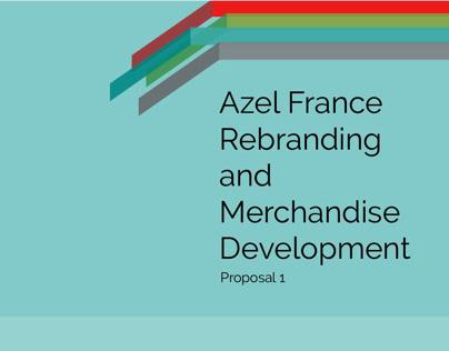 AZELFRANCE Rebranding Storyboard - 1