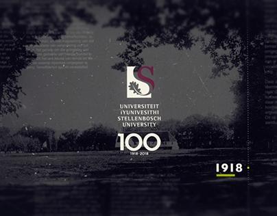 Stellenbosch University Centenary Timeline