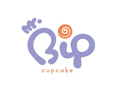 Integrated Branding System MR.BIP CUPCAKE