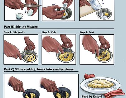 Instructional Illustration