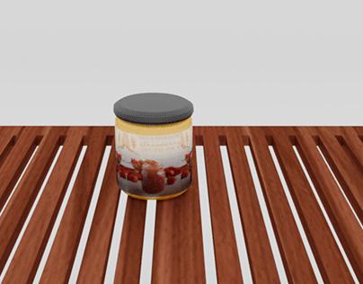 blender 3d product modeling rendering animation