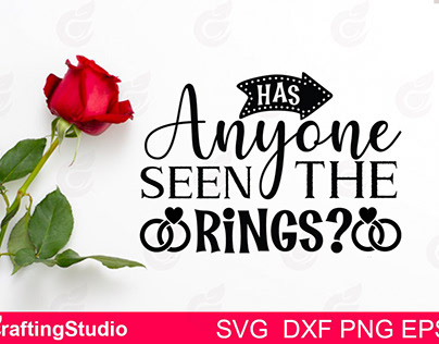 Has Anyone Seen The Rings SVG