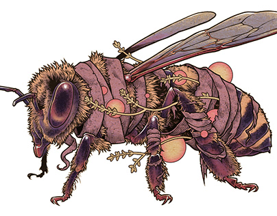Bound Bee
