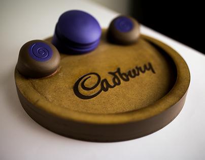 Cadbury Foot Mouse