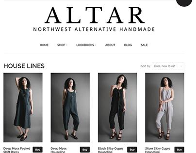 Design Assistant for Altar Houseline 2017