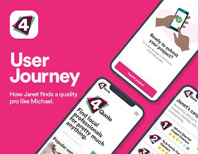 4Quote - Janet's Journey