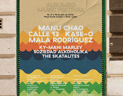 AlRumbo Festival