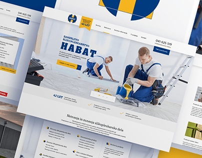 """Construction company """"Habat"""""""