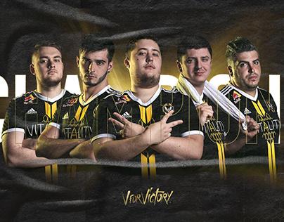 Team Vitality - Season 2019