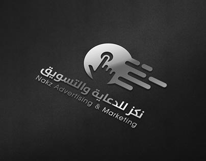 Nakz Company LOGO and Identity