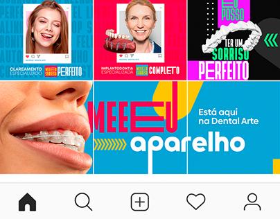 Campanha Meu Sorriso Perfeito   Dental Arte