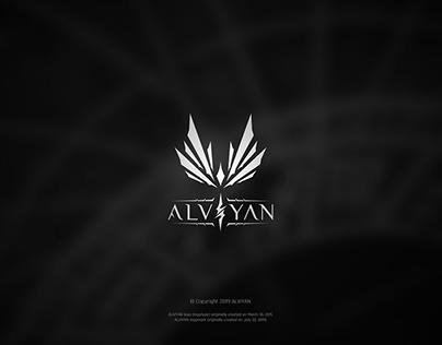 ALVIYAN Logomark Design