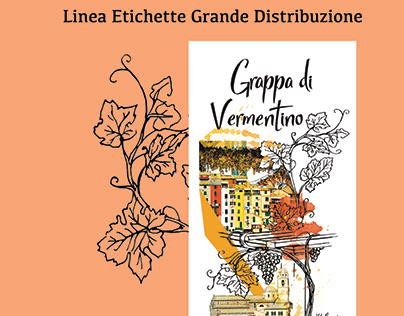 Sangallo Distilleria Cinque Terre GDO by Hélène Barrò