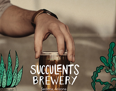 Succulents Brewery