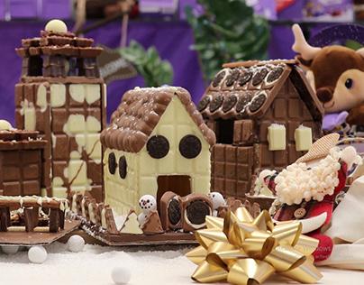 Milka Choco House: DIY Tutorial