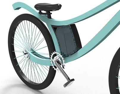 Bicicleta Ofelia (2016)