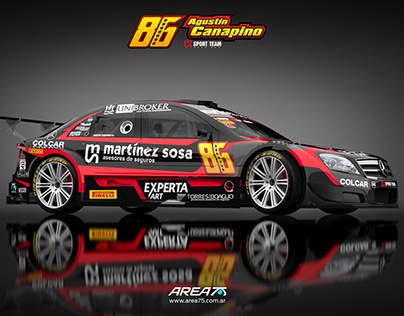 2016 TRV6 Champion - SportTeam - Agustín Canapino.