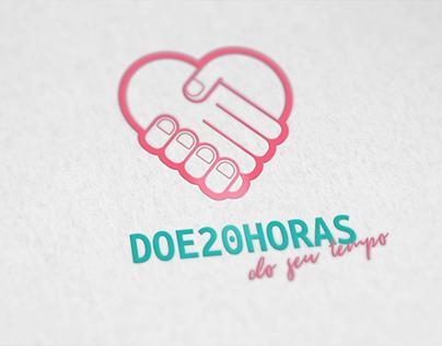 Logotipo Doe20horas