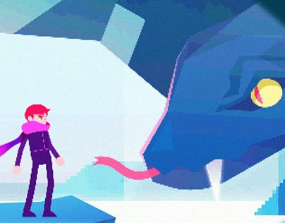 群益投信 Animation