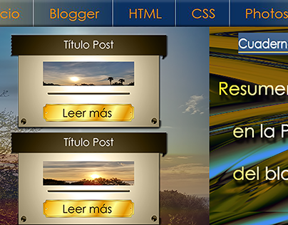 Posts Summary Blogger_Prodpersonal Blog