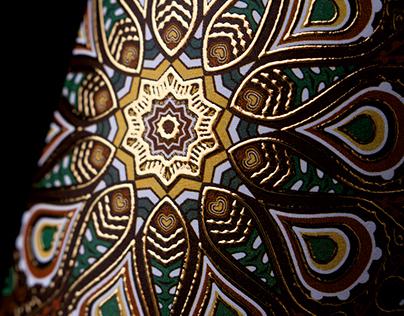Turkmenistan wine design / Дизайн для вин Туркменистана