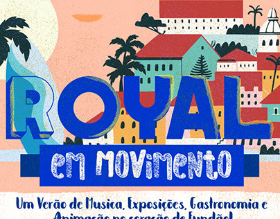 Lisbon Poster design