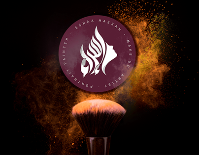 Makeup Artist Logo / Typography
