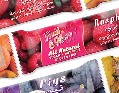 FRUIT & MORE BARS
