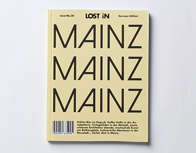 LOST iN MAINZ