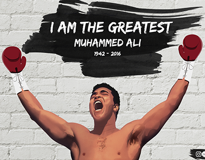 Muhammed Ali - I am the Greatest