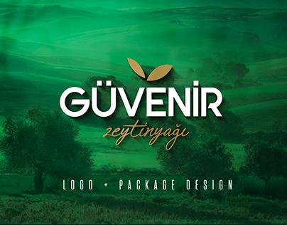 Güvenir Zeytinyağı - Olive Oil / Logo & Package Design
