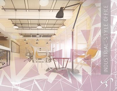 Industrial-type Office