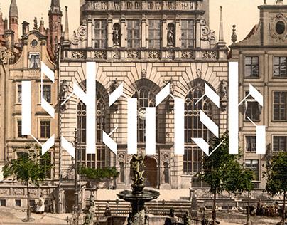Gdansk – Font