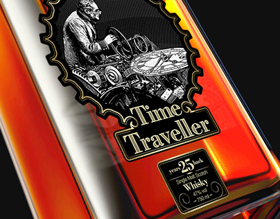 Time Traveller - good old Whisky