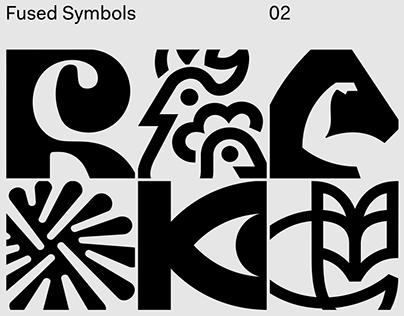 Fused Symbols 02
