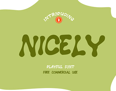 FREE COMMERCIAL USE | Nicely Playful