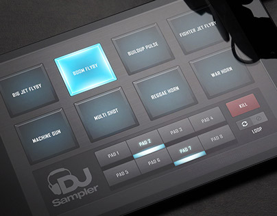 DJ Sampler for iOS
