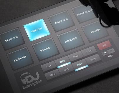 DJ Sampler for iOS