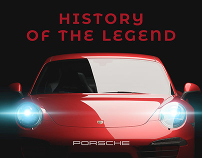 Porshe: History of the Legend