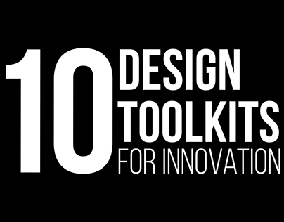 10 Design Toolkits for Innovation