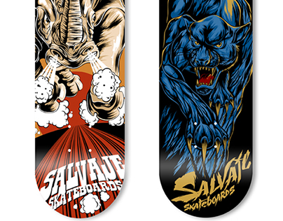 Skate and Snowboards brands.
